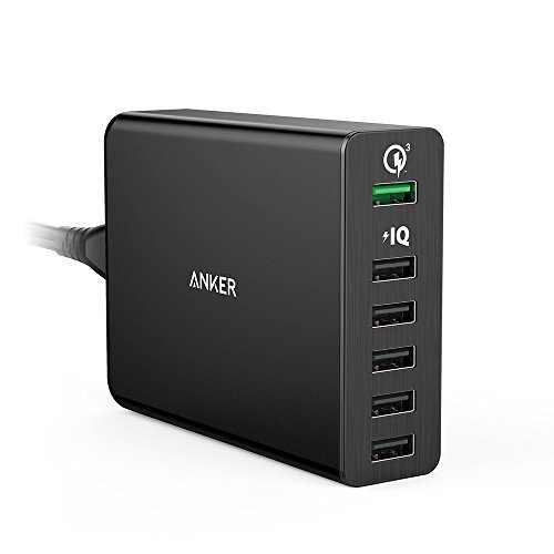 Anker PowerPort+ 6 product image