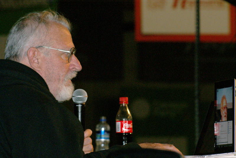 John Draper, seen here in 2011.