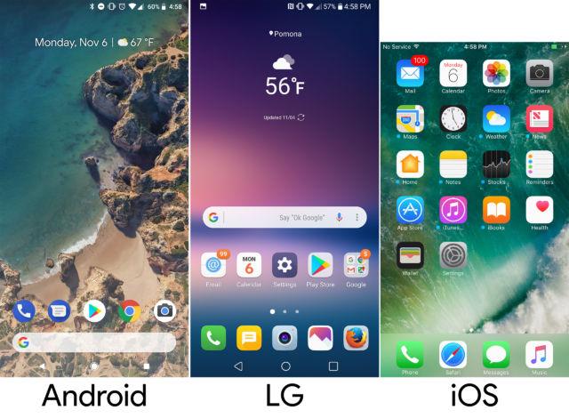 LG V30 review: Good hardware design marred by bad camera