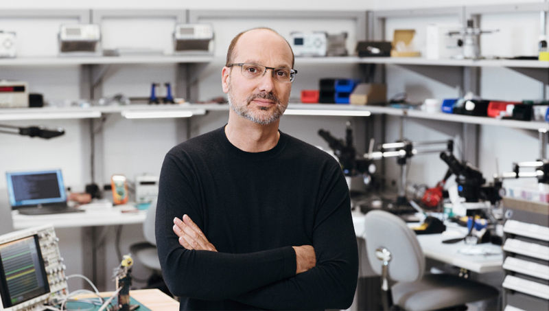 "Essential CEO Andy Rubin goes on leave for ""personal reasons"""