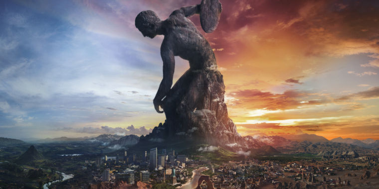 Civilization VI: Rise and Fall will Let You Seize Cities Without Firing a Shot