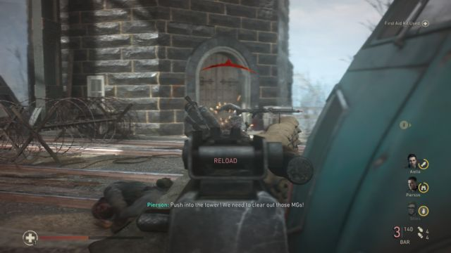 Call of Duty: WWII review—The less things change… | Ars Technica