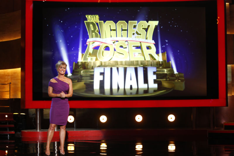 THE BIGGEST LOSER - Season 13 Live Finale.