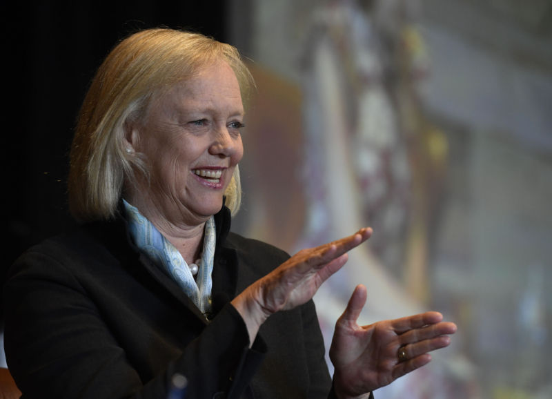 Meg Whitman quits HPE after six years in charge