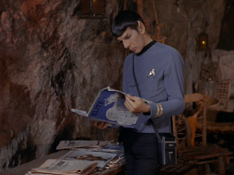 Social media is highly illogical. That's why I read magazines.