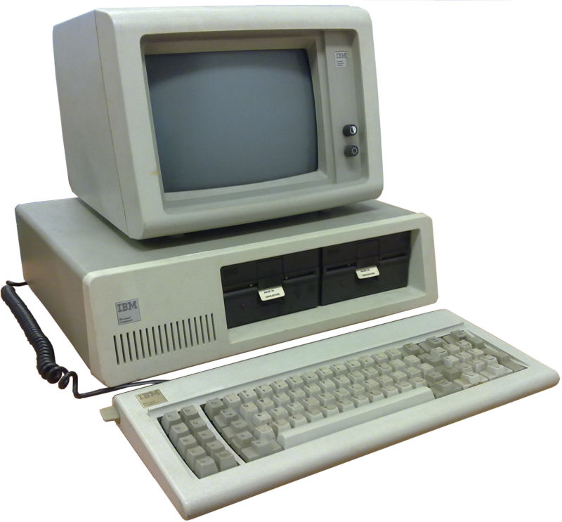 The original IBM PC.