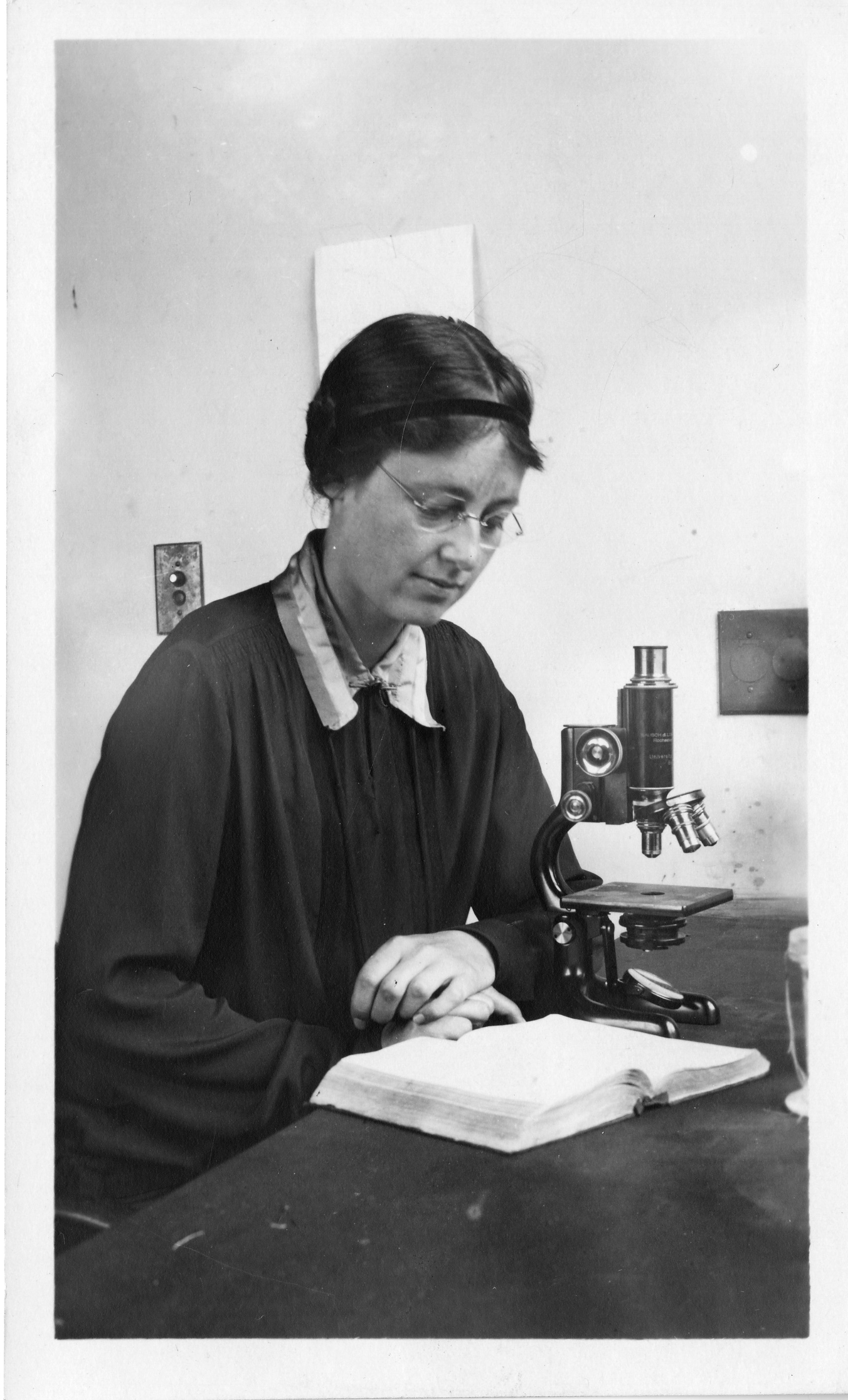 Mary Drew-Baker discovered the unusual life cycle of nori and saved the Japanese seaweed farming industry.