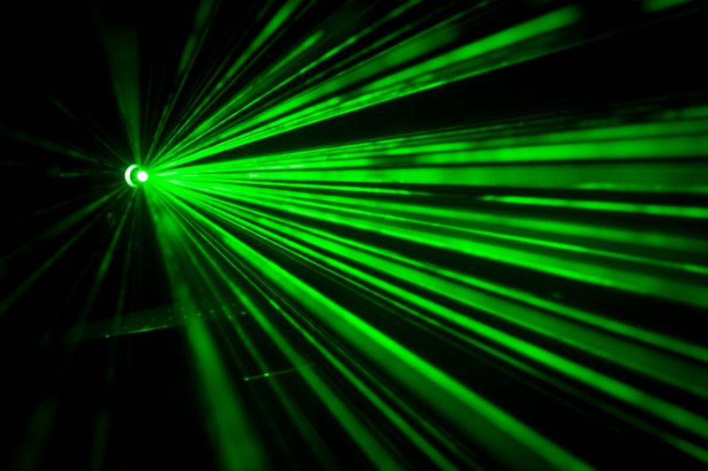 Man who hit cops with laser, then crashed as he fled, ordered to prison