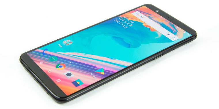 OnePlus 5T (ARS) review