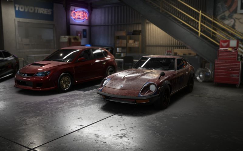 Need For Speed Payback Can T Avoid Its Own Bankruptcy Ars Technica