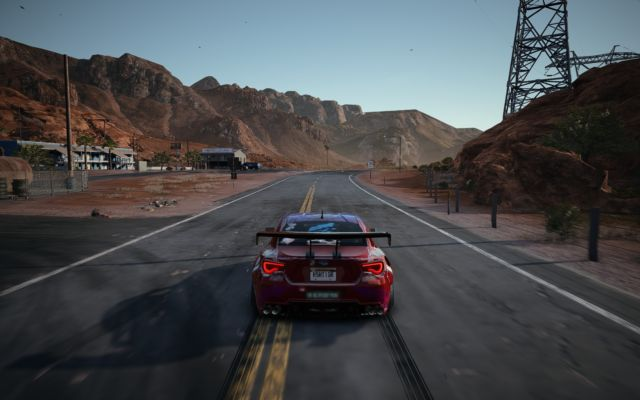 Need for Speed: Payback can't avoid its own bankruptcy | Ars Technica