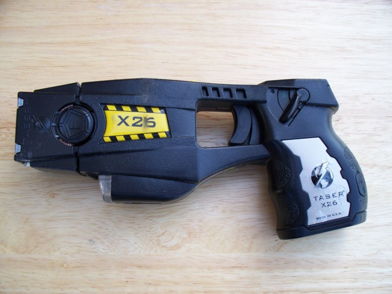 Family of man who dies after Taser incident gets $5.5 million verdict