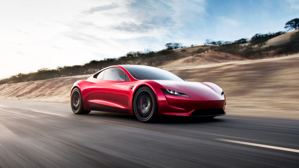 Tesla promises a new wicked-fast $200,000 Roadster