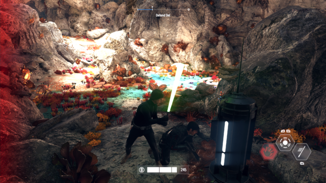 Star Wars: Battlefront II review: Nope, nope, nope, nope