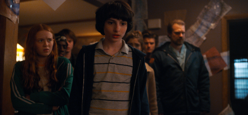 The end of Stranger Things S2 slays whatever early-season