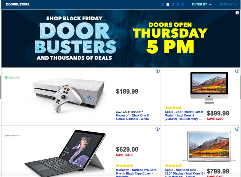 e9eb1105fe Dealmaster  The Black Friday tech deals that might actually be worth buying   Updated