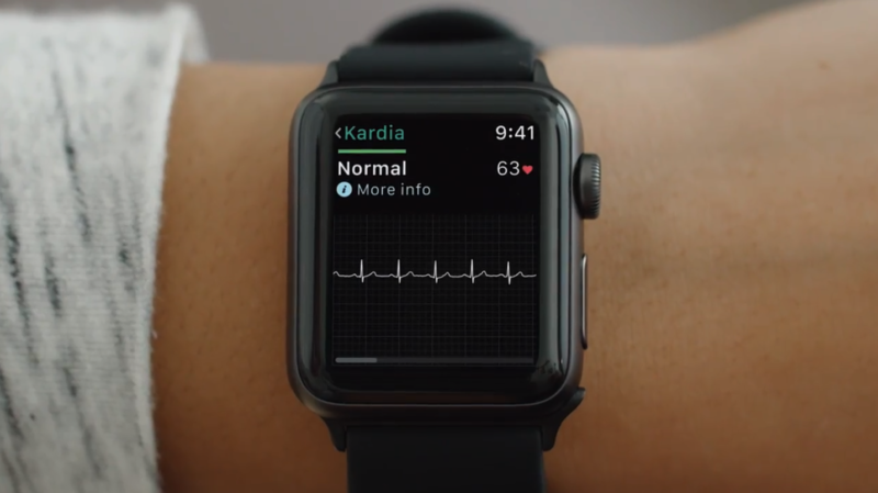 Apple Heart Study launches as first Apple Watch EKG reader clears FDA
