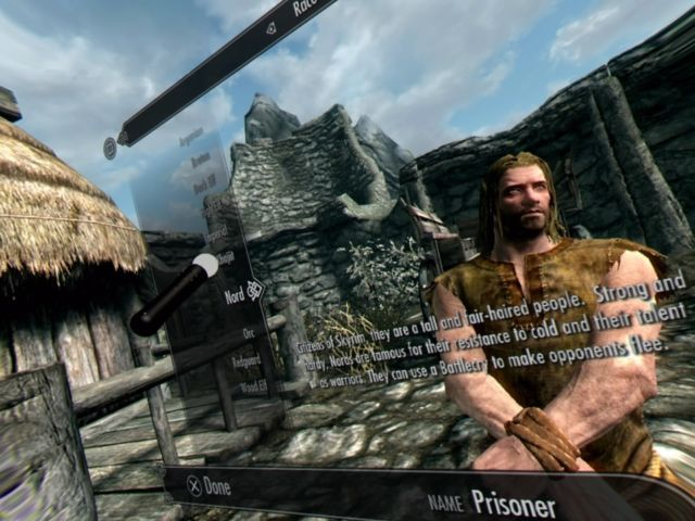 The world of Skyrim is thrilling and flawed in VR [Updated]   Ars
