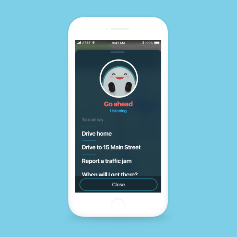 New Waze update brings motorcycle, HOV-lane, and voice activation support