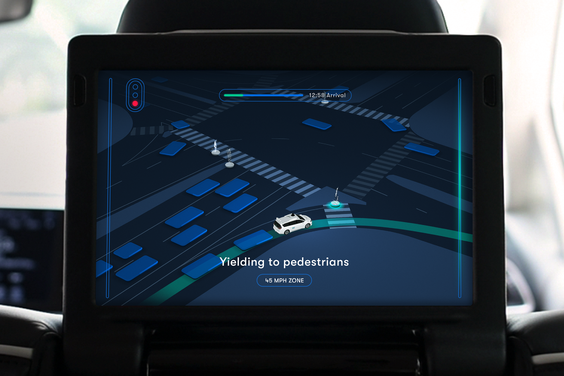 uber car seat waymo makes history testing on public roads with no one at