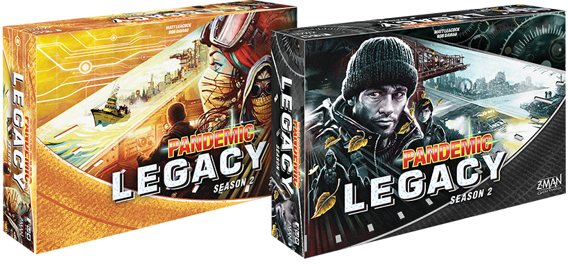 """Pandemic Legacy: Season 2—The world's """"best board game"""" gets"""