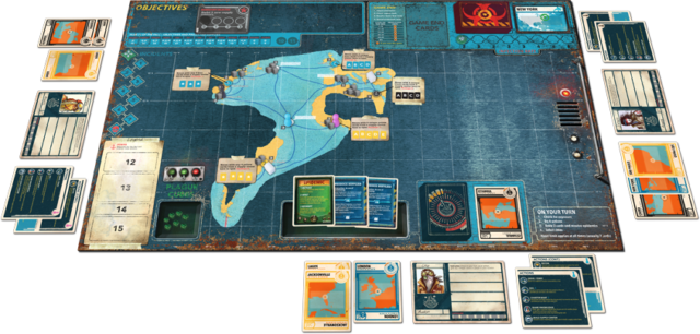 Pandemic Legacy Season 2the Worlds Best Board Game Gets Better