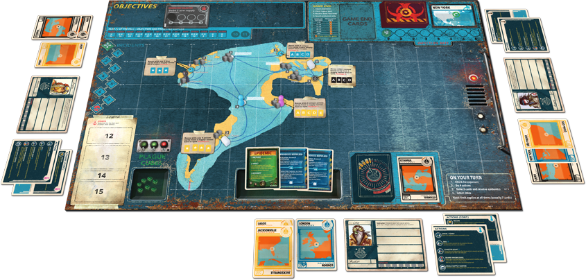 "Pandemic Legacy: Season 2—The world's ""best board game"" gets better"