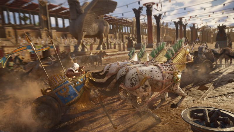 Ubisoft says DRM isn't the reason Assassin's Creed: Origins pushes CPUs