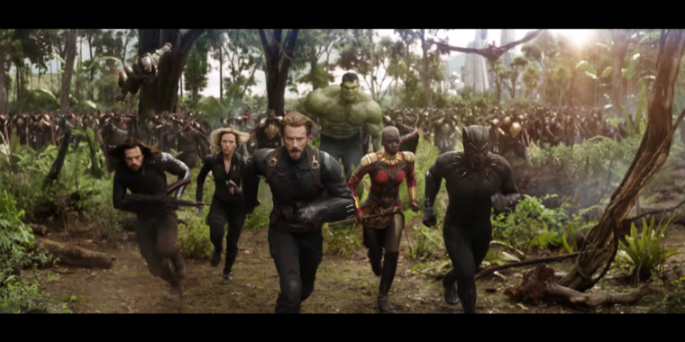This Lebron James Avengers Infinity War Trailer Is: The Entire Freaking Gang Is Here In First Avengers