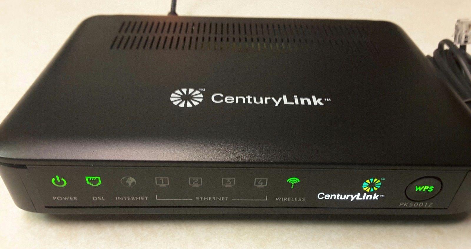 Centurylink Wireless Router Setup Pk5001z Image Oakwoodclub