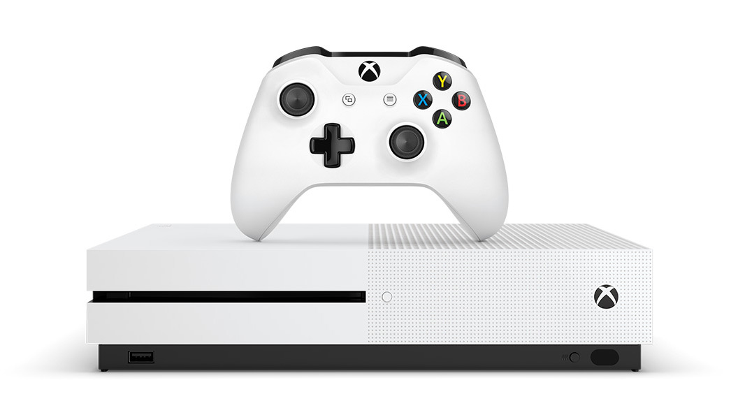 Xbox One S (500GB) product image