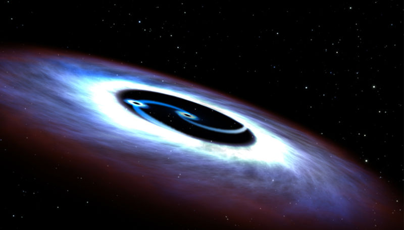Ringing black holes may glow in the dark