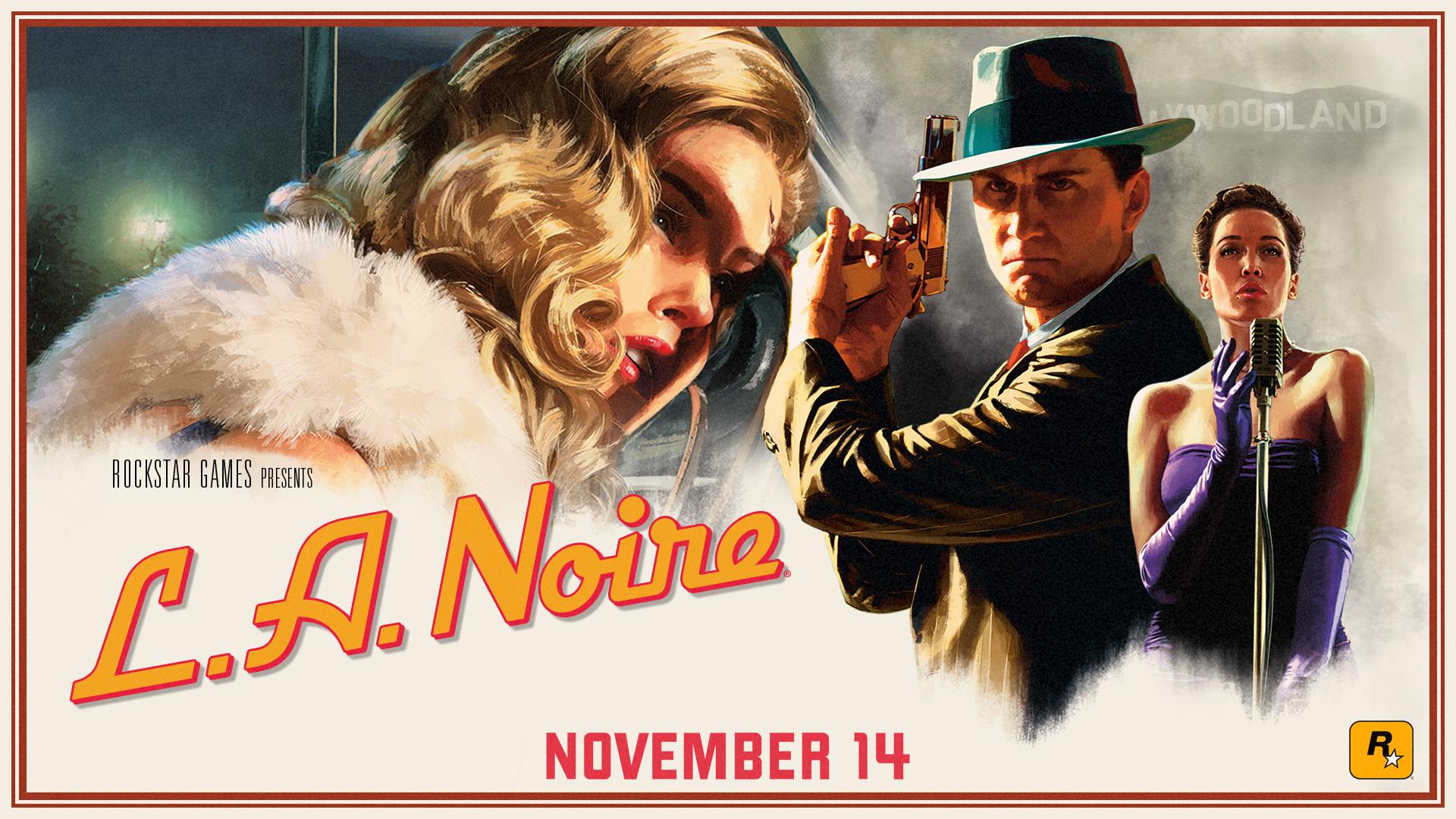 L.A. Noire en versión actualizada y en 4K