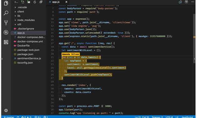 Visual Studio Live Share