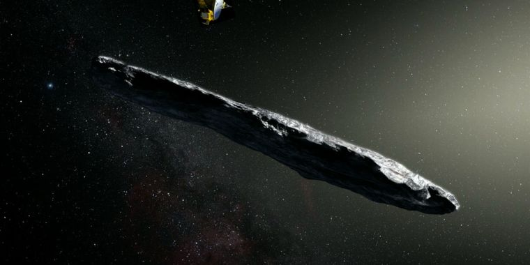 Chasing 'Oumuamua—unfortunately human technology isn't up to the task
