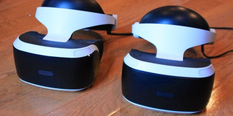 There's no good reason for the new PlayStation VR headset to exist