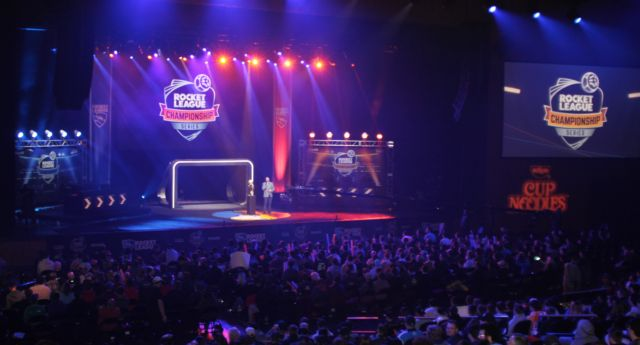 What I learned visiting my first live eSports tournament