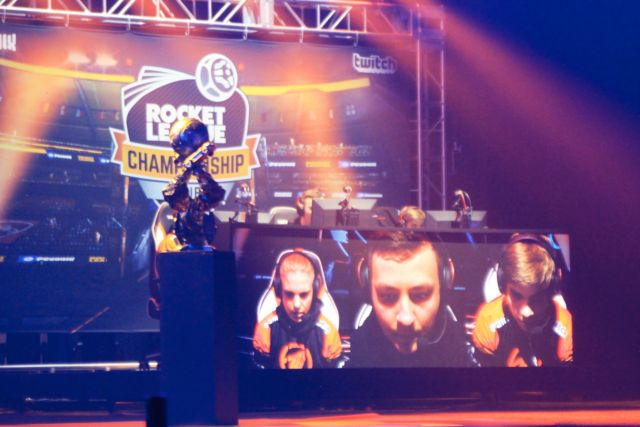 What I learned visiting my first live eSports tournament | Ars Technica
