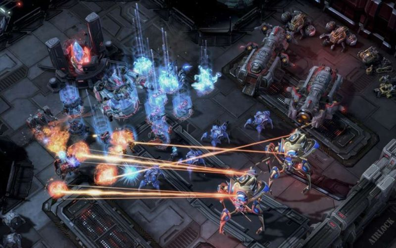 StarCraft II goes free-to-play seven years after launch