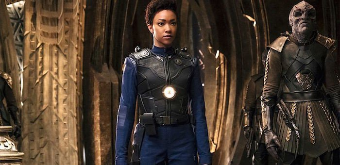 Good rule of thumb for those in the <em>Star Trek: Discovery</em> universe: do not mess with Burnham.