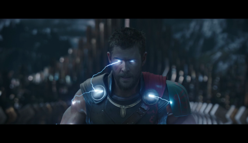 You wouldn't like Thor when he's electric.