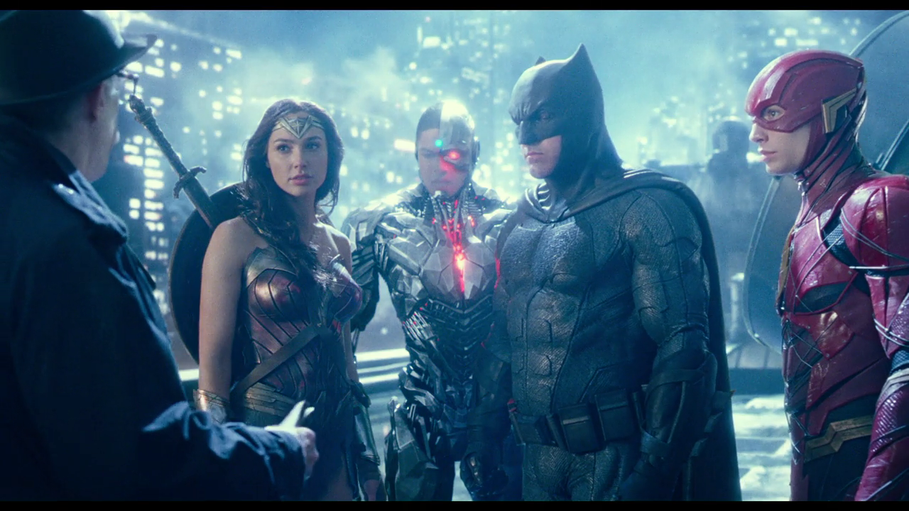 Justice League Review Who Will Avenge These Shortchanged Heroes