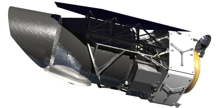 """NASA's next flagship telescope is """"not executable"""" in its current form"""