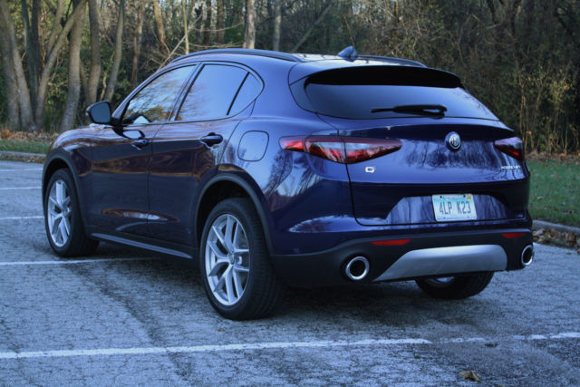 Review: The Stelvio is Alfa Romeo to the very core | Ars