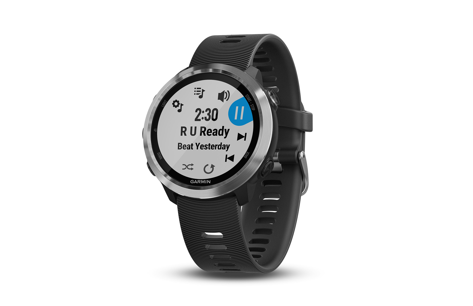 Garmin\'s first wearable with music storage is the Forerunner 645 ...
