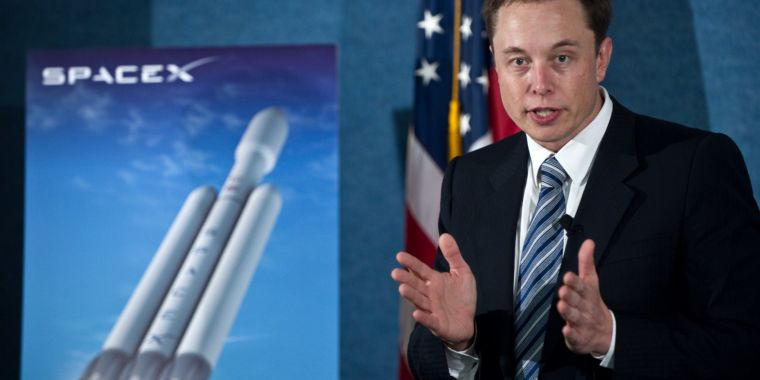 SpaceX will attempt to launch a red Tesla to the red planet [Updated]
