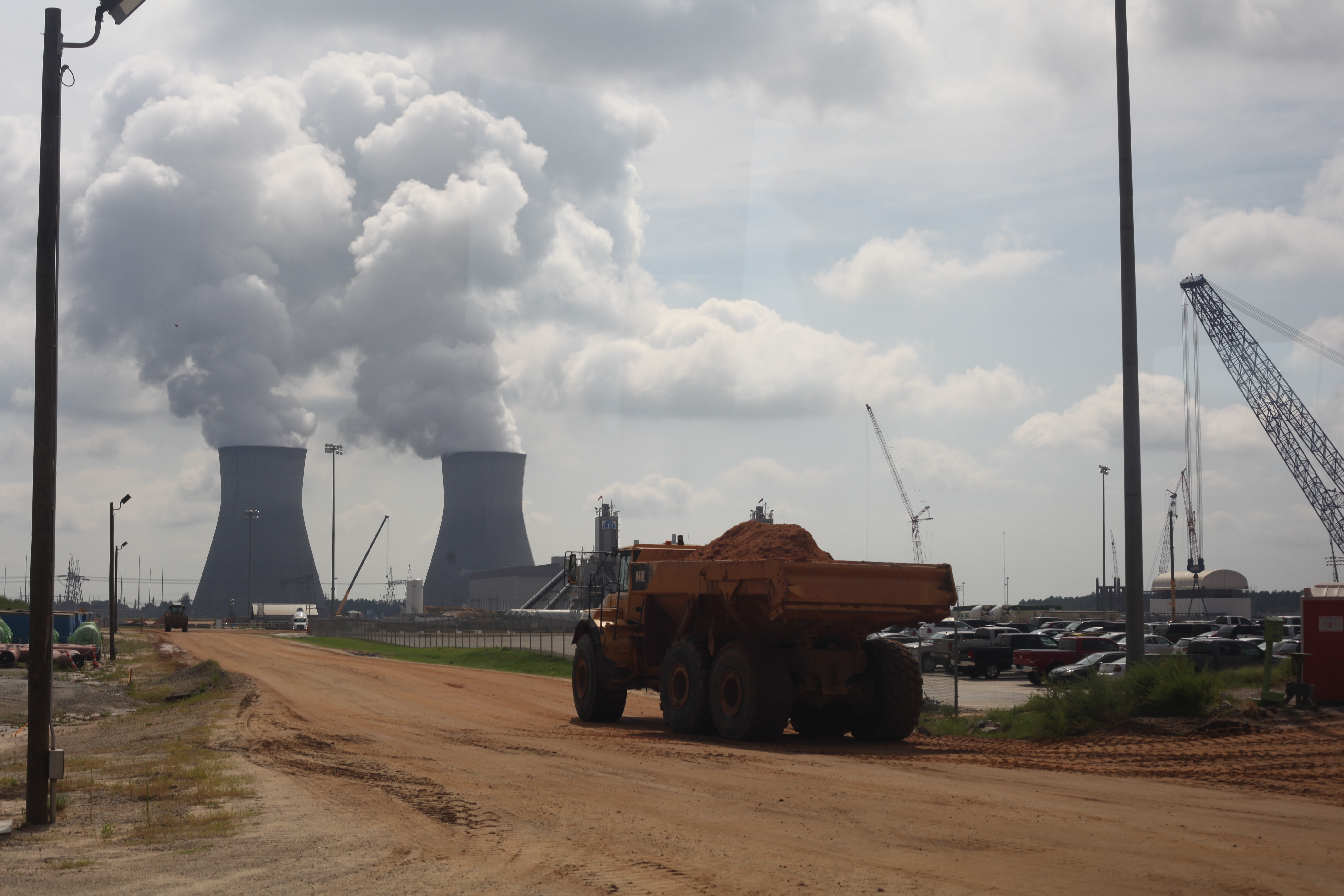 Georgia regulators say dramatically over bud nuclear plant can