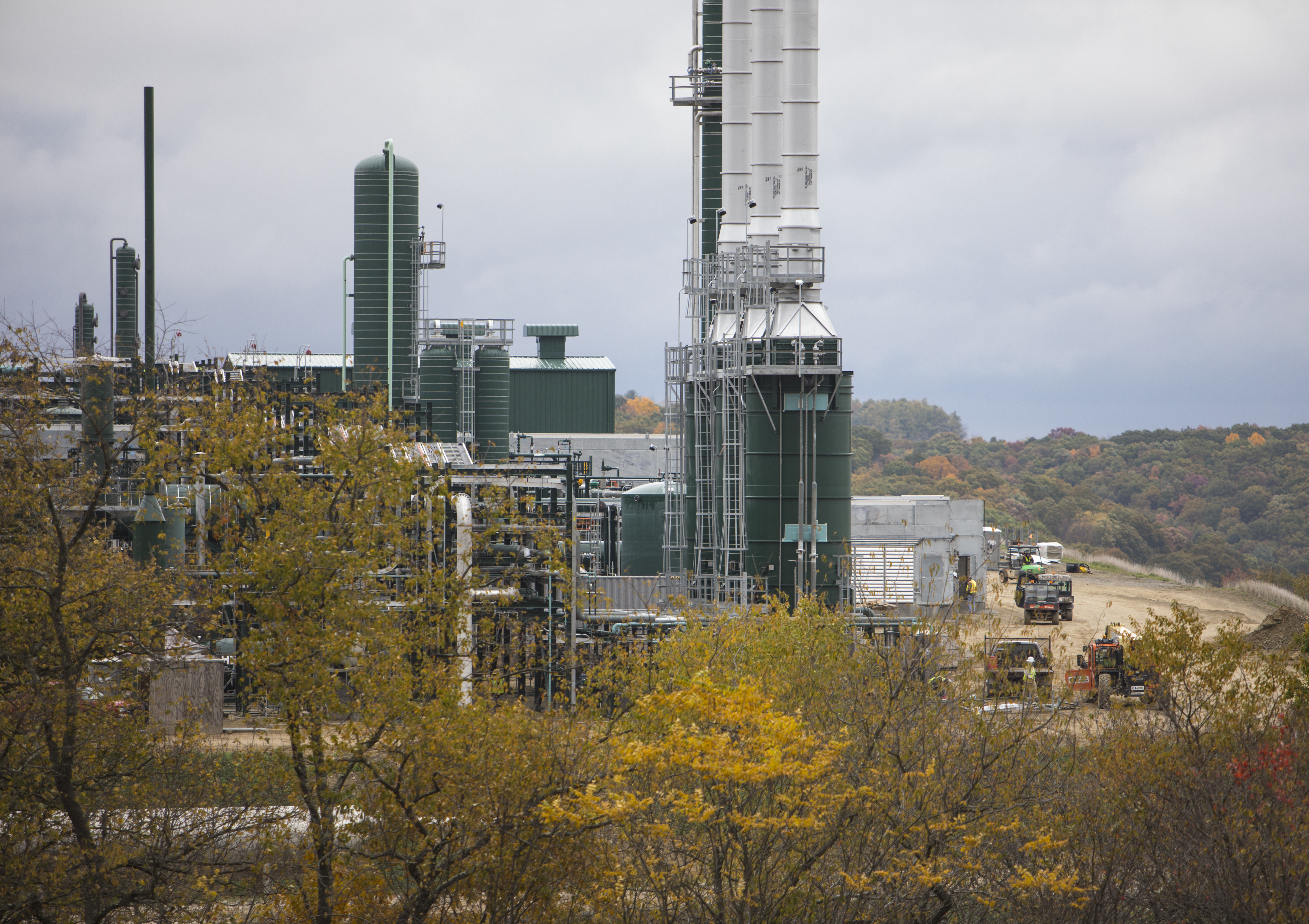 Gigawatts of planned natural gas plants despite low electricity