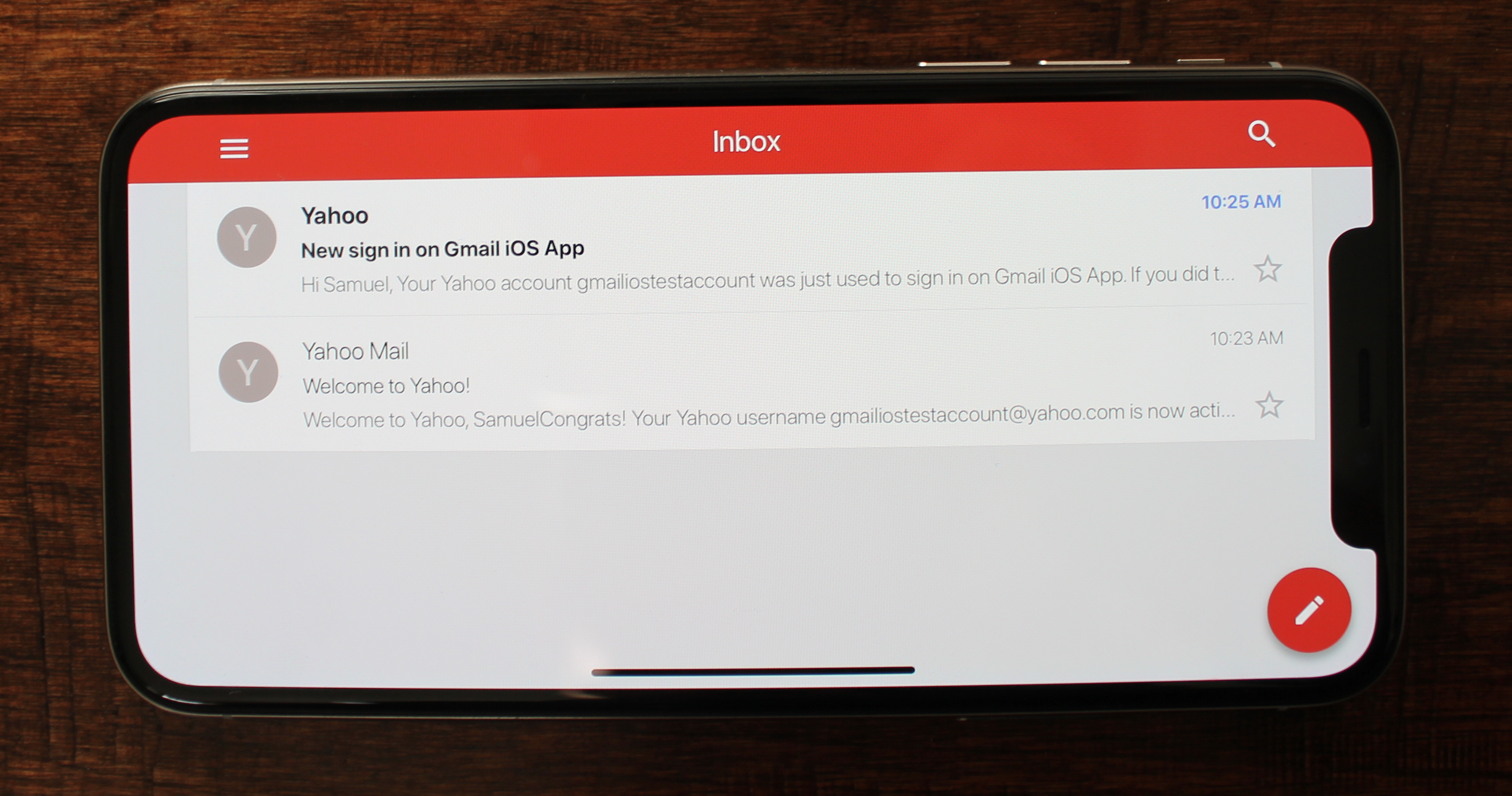 You can now use other email services in Gmail for iOS—plus