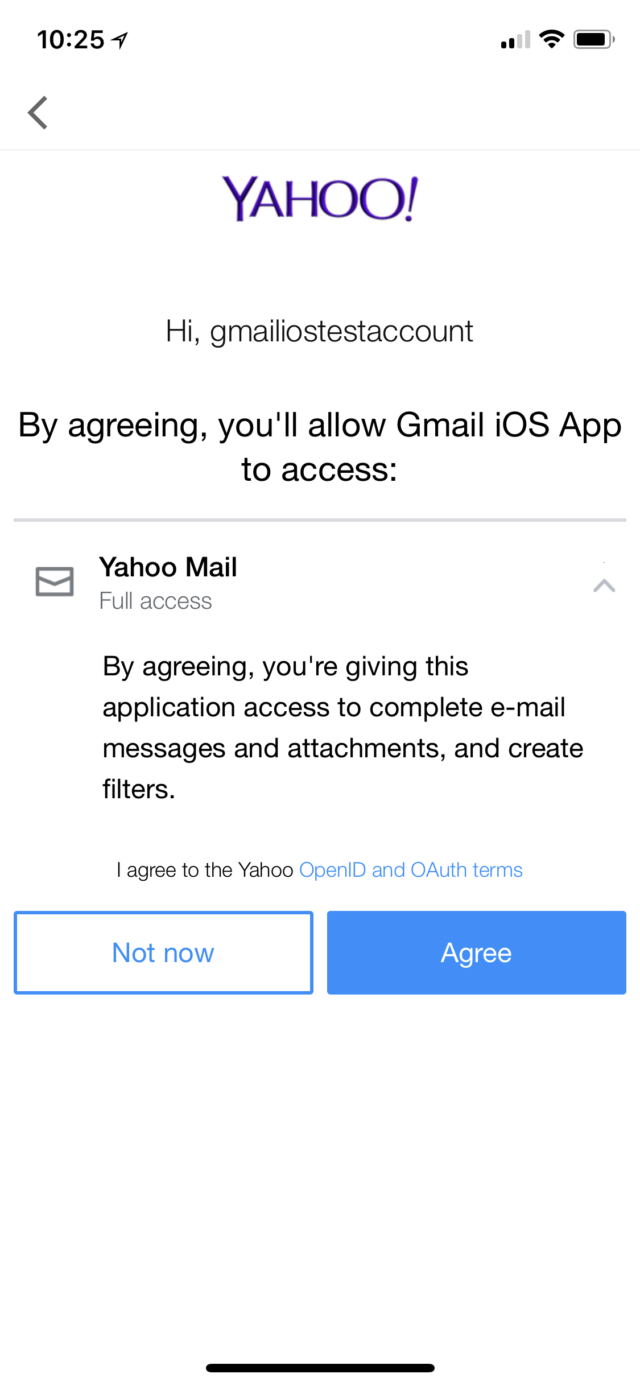 You can now use other email services in Gmail for iOS—plus, iPhone X